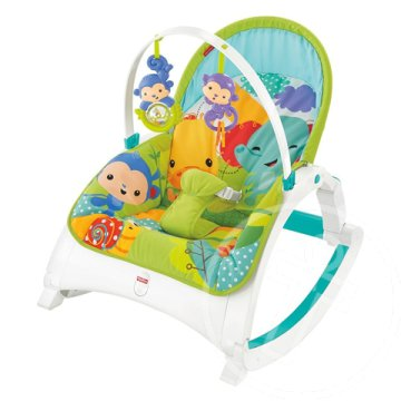 Fisher-Price nőj velem hintaszék