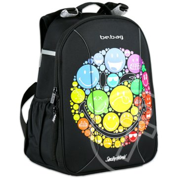 Herlitz: be.bag airgo SmileyWorld Rainbow iskolatáska