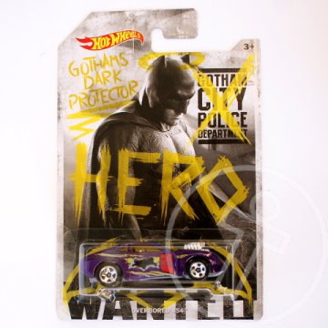 Hot Wheels Batman vs Superman: Overbored 454 kisautó 1/64 - Mattel