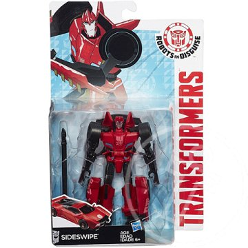 Transformers Robots in Disguise: Warrior Class Sideswipe robotfigura - Hasbro