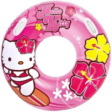Hello Kitty óriás úszógumi 97cm - Intex
