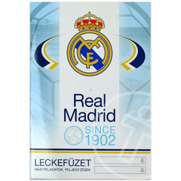 Real Madrid leckefüzet - A5
