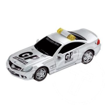 Carrera Pull Speed: Mercedes SL63 AMG Safety Car hátrahúzhatós autómodell 1/43
