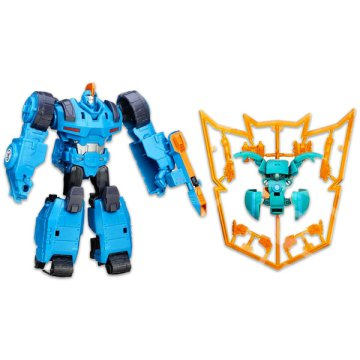 Transformers Mini-Con Deployers: Overload és Backtrack