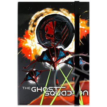 The Ghost Squadron füzetbox - A4-es