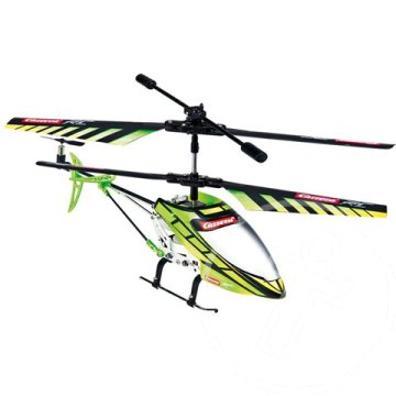 Carrera: Green Chopper 2 távirányítós helikopter 2.4GHz