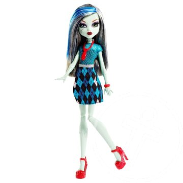 Monster High: Frankie Stein alap baba - Mattel