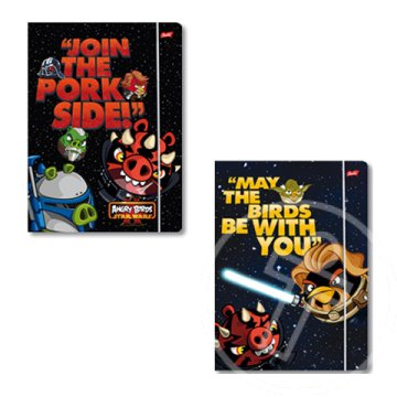 Angry Birds  Star Wars gumis dosszié A/4