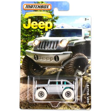 Matchbox Jeep - Jeep Willys