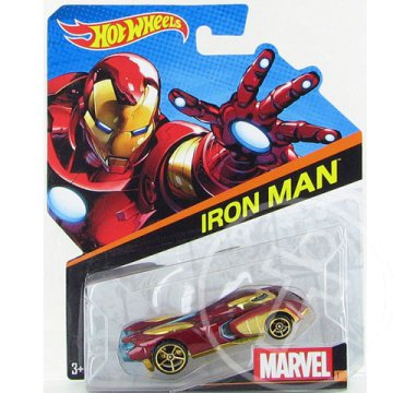 Hot Wheels Marvel: Vasember 1/64 kisautó - Mattel