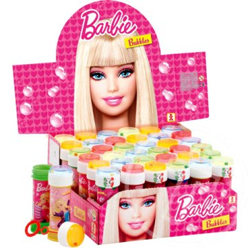 Barbie buborékfújó 60ml