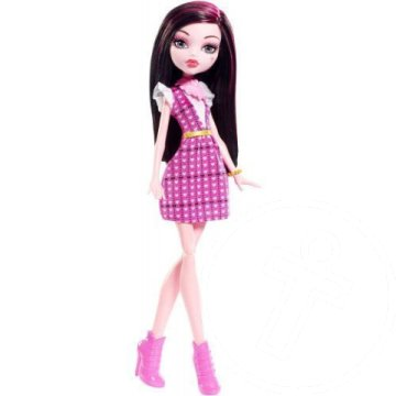 Monster High: Draculaura alap baba - Mattel