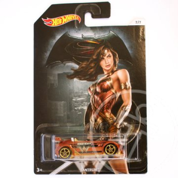 Hot Wheels Batman vs Superman: Tantrum kisautó 1/64 - Mattel