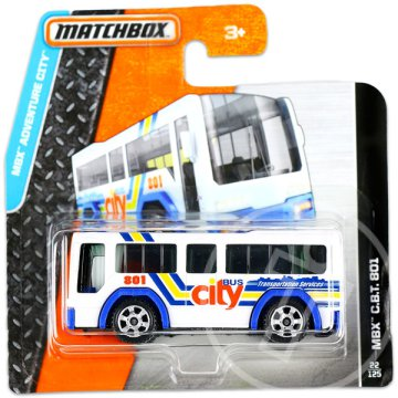 Matchbox Adventure City: C.B.T. 801