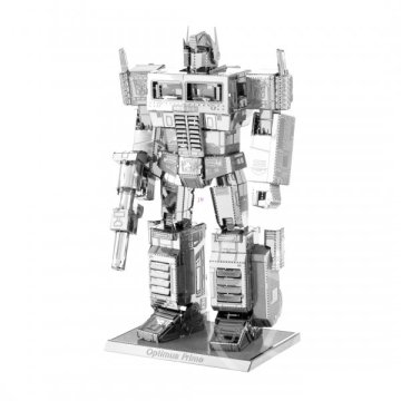 Metal Earth Transformers: Optimus Prime