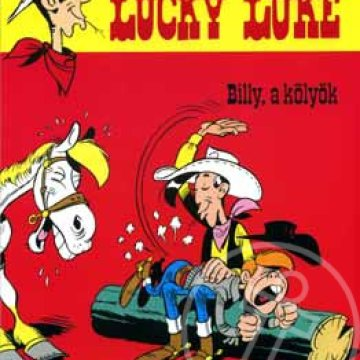LUCKY LUKE 2. - BILLY, A KÖLYÖK -