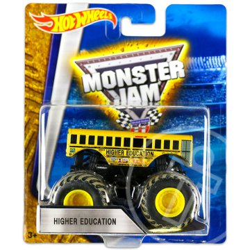 Hot Wheels: Monster Jam terepjárók - Higher Education