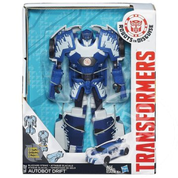 Transformers - Robots in Disguise: Autobot Drift játékfigura - Hasbro