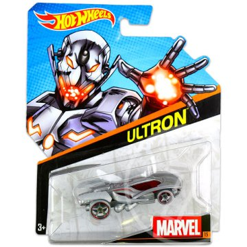 Hot Wheels Marvel karakter kisautók: Ultron kisautó