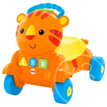 Fisher-Price: 2 az 1-ben Tigris motor