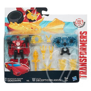 Transformers Robots in Disguise: Sideswipe Vs Mini-Con Anvil csomag - Hasbro