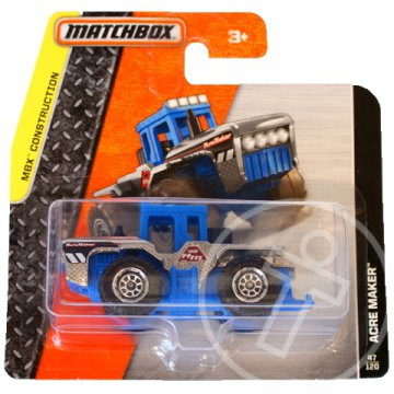 Matchbox: Acre Maker 4x4 kisautó 1/64 - Mattel