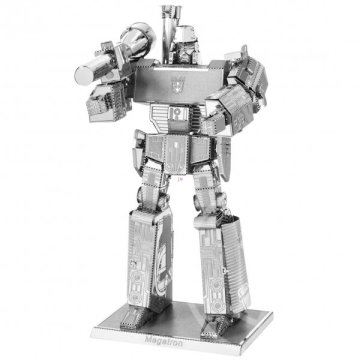 Metal Earth Transformers: Megatron