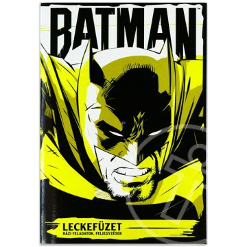 Batman: Fear the Bat leckefüzet - A5