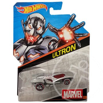 Hot Wheels Marvel: Ultron 1/64 kisautó - Mattel