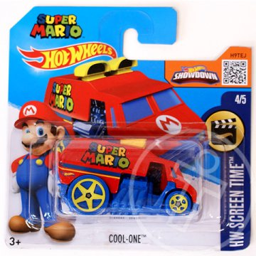 Hot Wheels: COOL-ONE kisautó 1/64 - Mattel