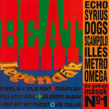 Beat Legendák No.1 CD