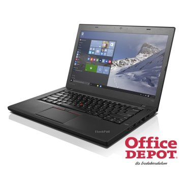 "LENOVO ThinkPad E460 20ETS03Q00 14""/Intel Core i5-6200U/4GB/500GB/R7 M360 2GB/fekete notebook"