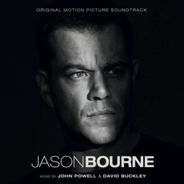Jason Bourne (Original Motion Picture Soundtrack) CD