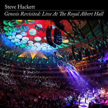 Genesis Revisited - Live at The Royal Albert Hall CD+DVD