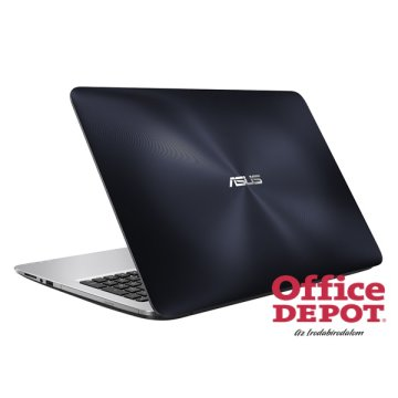 "ASUS VivoBook X556UQ-XO042T 15,6""/Intel Core i5-6200U/4GB/1TB/GeForce 940MX 2GB/Win10/DVD író/sötétkék notebook"