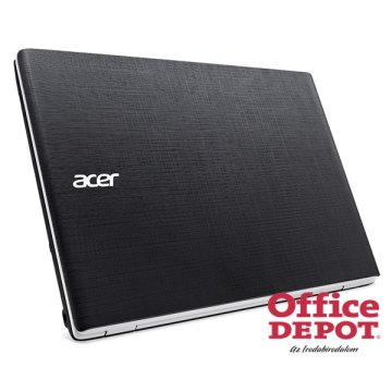 "Acer Aspire E5-773G-5223 17,3"" FHD/Intel Core i5-6200U 2,3GHz/4GB/1TB/DVD író/fehér notebook"