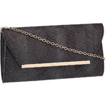 Party clutch vállpánttal