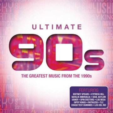 Ultimate... 90s (CD)
