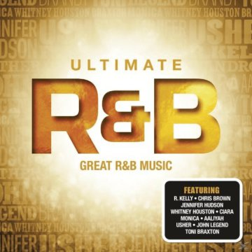 Ultimate... R&B (CD)