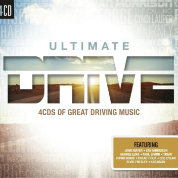 Ultimate... Drive (CD)