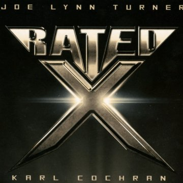 Rated X CD