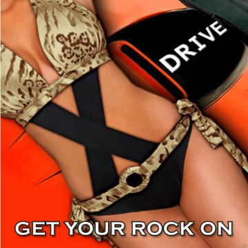 Get Your Rock On CD