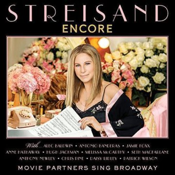 Encore - Movie Partners Sing Broadway LP