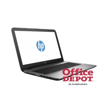 "HP 250 G5 W4M95EA 15,6""FHD/Intel Core i3-5005U 2GHz/4GB/500GB/DVD író/Windows 10 ezüst notebook"