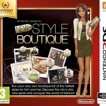 New Style Boutique Select (Nintendo 3DS)