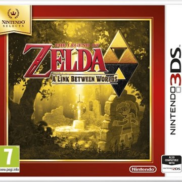 The Legend of Zelda: A Link Between W. Select (Nintendo 3DS)