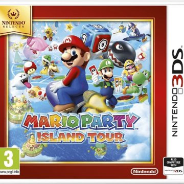 Mario Party: Island Tour Select (Nintendo 3DS)