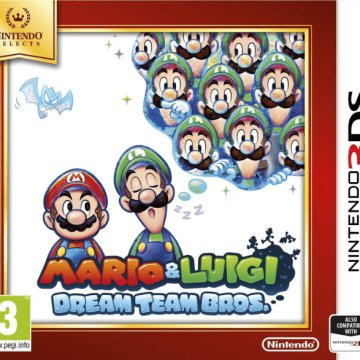 Mario & Luigi: Dream Team Bros. Select (Nintendo 3DS)