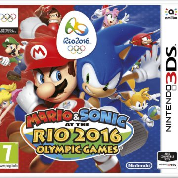 Mario & Sonic at the Rio 2016 Olympic Games (Nintendo 3DS)