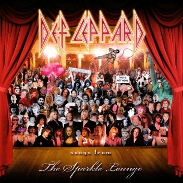Songs from the Sparkle Lounge (CD)